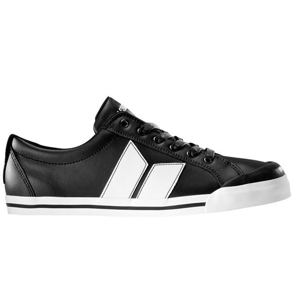 Macbeth - Eliot Premium Black & White Shoes