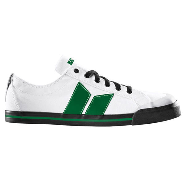 MacBeth - Eliot White & Kelly Green Shoes
