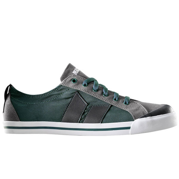 MacBeth - Eliot Dark Grey & Marine Shoes