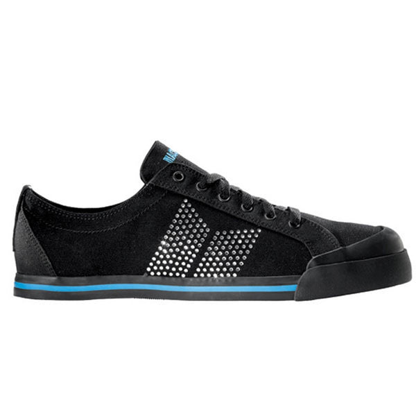 MacBeth - Eliot Black With Clear Rhinestones Womens Shoes
