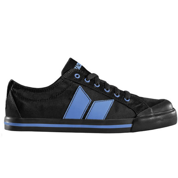 Macbeth - Eliot Black & Pale Blue Women's Shoes
