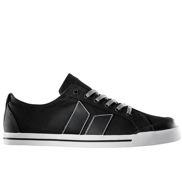 Macbeth - Eliot Black & Medium Grey Shoes