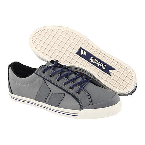 Macbeth - Eliot Premium Grey & Midnight Blue Shoes