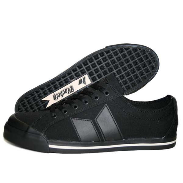 Macbeth - Eliot Blackout Women's Shoes