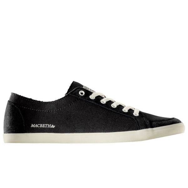 MacBeth - Adams Black & Cement Shoes