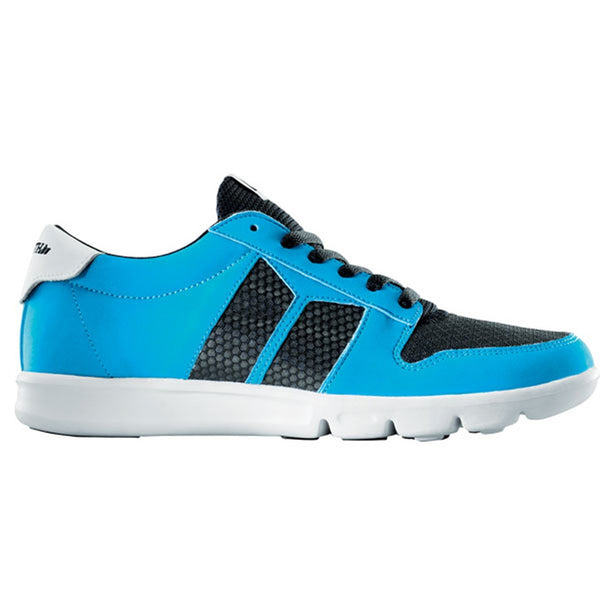 Macbeth - Bradley Azul Black & White Shoes