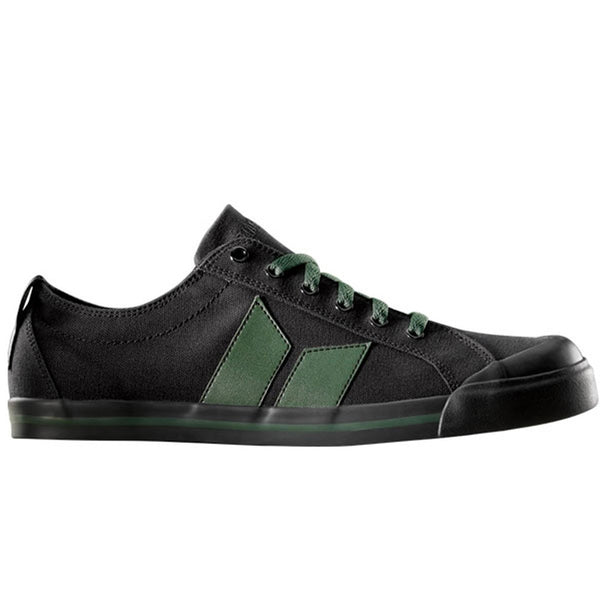 Macbeth - Eliot Black & Dark Green Shoes
