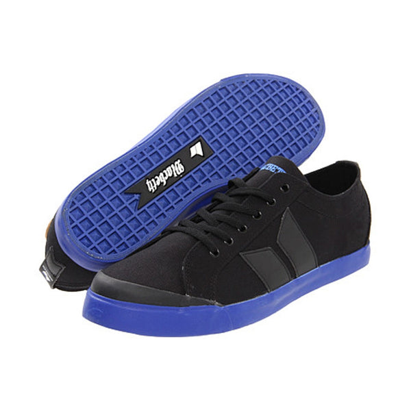 Macbeth - Eliot Black & Cobalt Shoes