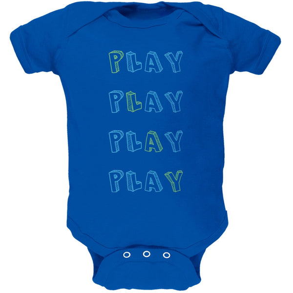 All About Play Royal Soft Baby One Piece