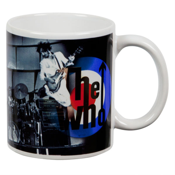 The Who - Collectable Boxed 12oz Coffee Mug