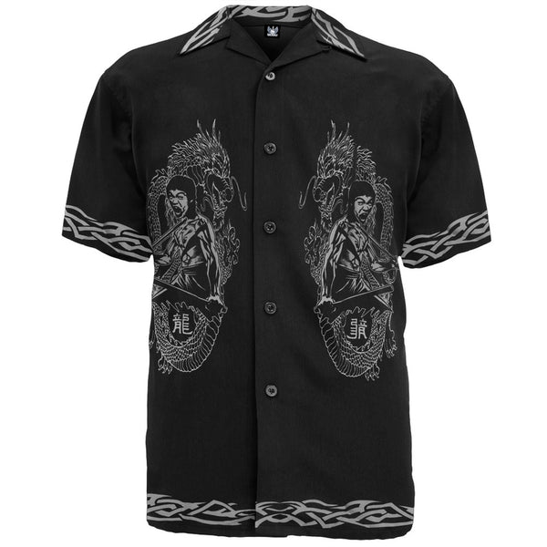 Bruce Lee - Dragon Club Shirt