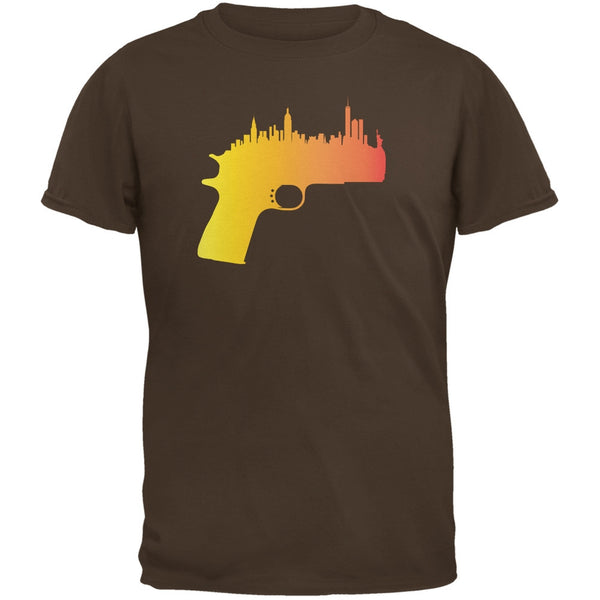 1911 Skyline Chestnut Adult T-Shirt