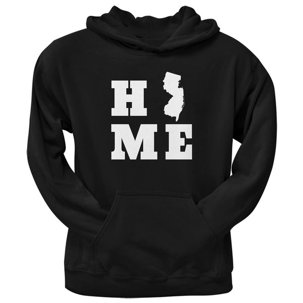 New Jersey Home Black Adult Hoodie