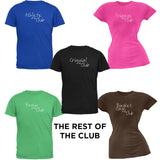 Athlete of the Club Royal Adult T-Shirt