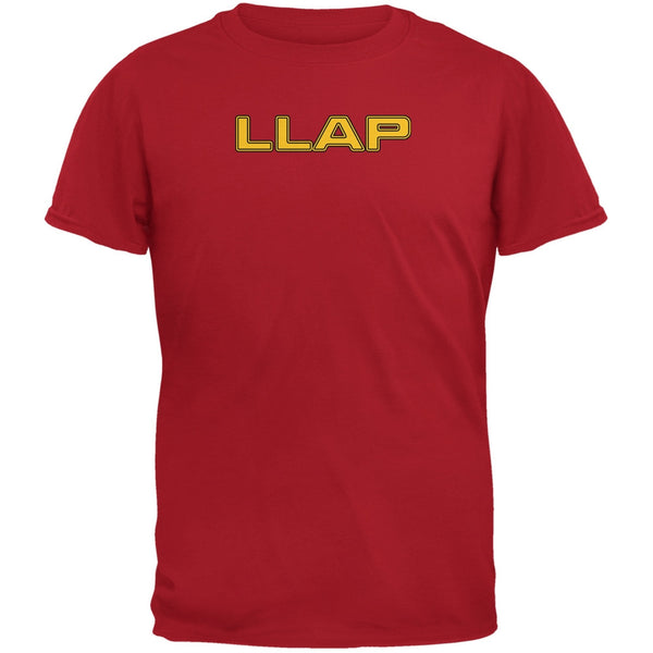 LLAP Red Adult T-Shirt