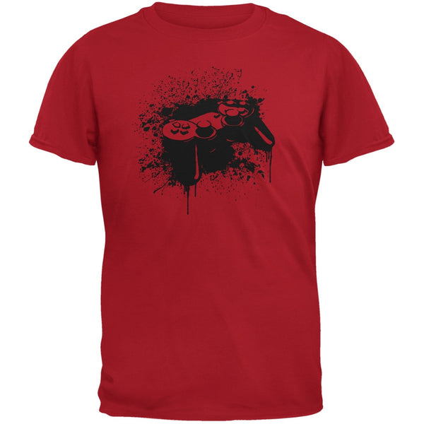Game Controller Red Youth T-Shirt