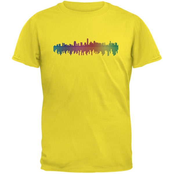City Levels Yellow Youth T-Shirt