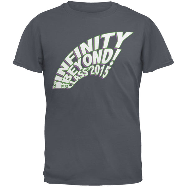 Beyond Infinity Class 2015 Charcoal Grey Adult T-Shirt