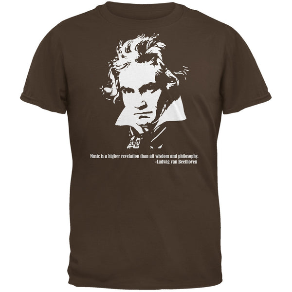 Beethoven Brown Youth T-Shirt