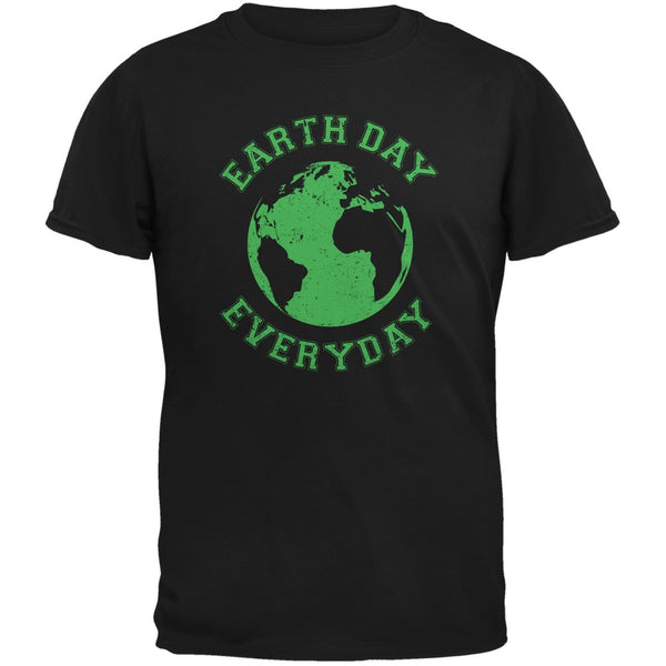 Earth Day - Earth Day Everyday Black Youth T-Shirt
