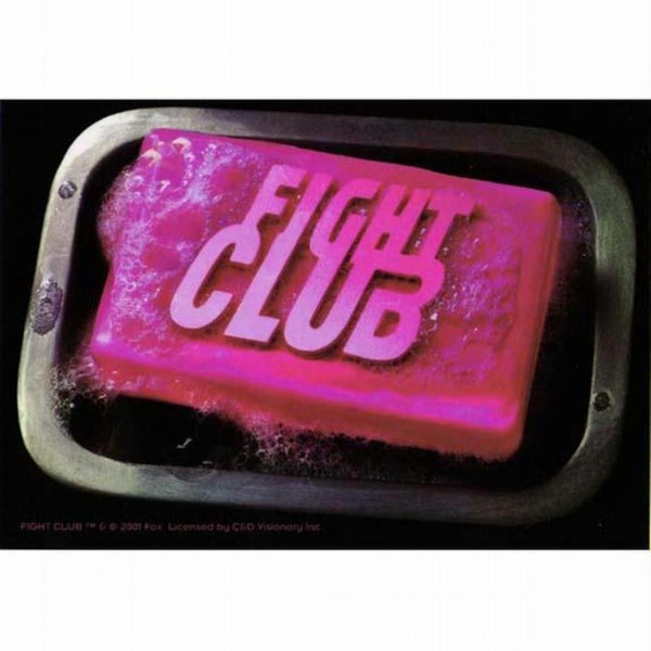 Fight Club - Soap Sticker