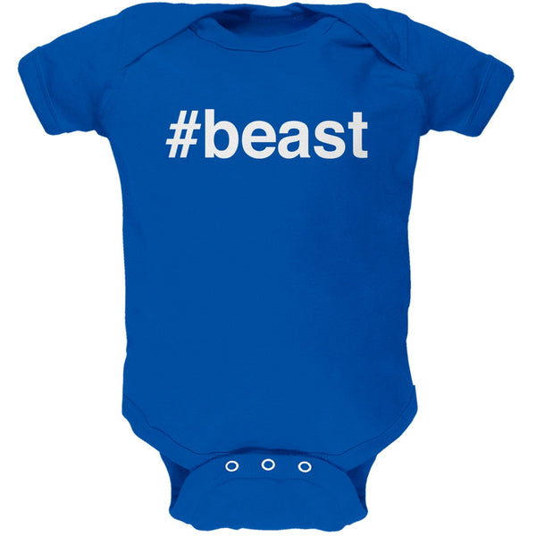 #beast Royal Soft Baby One Piece