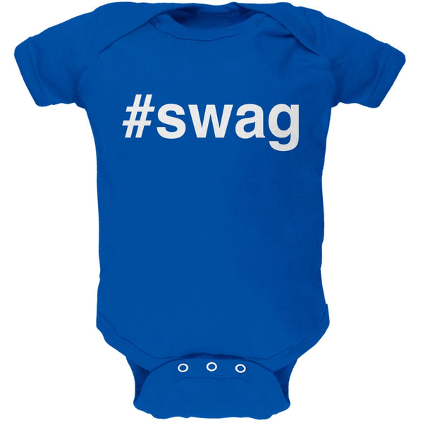 #swag Royal Soft Baby One Piece
