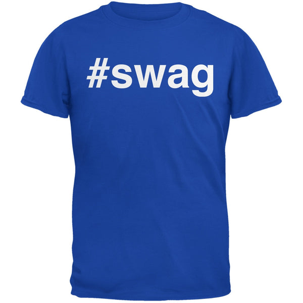 #swag Royal Adult T-Shirt
