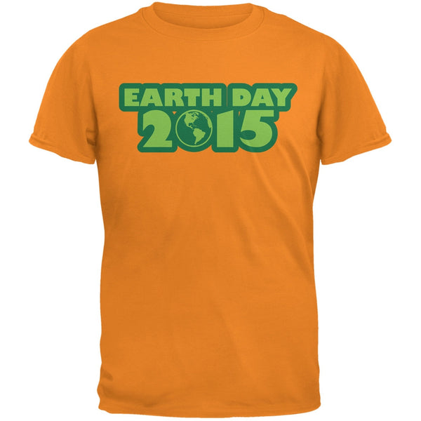 Earth Day - 2015 Orange Youth T-Shirt