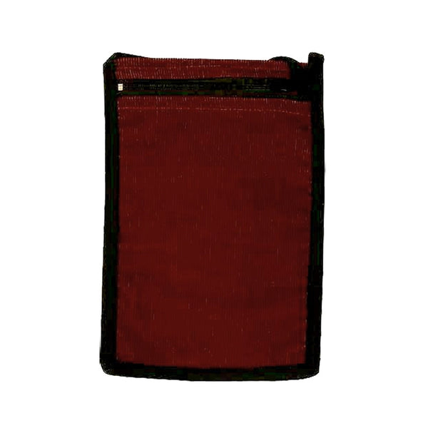 Corduroy Passport Bag