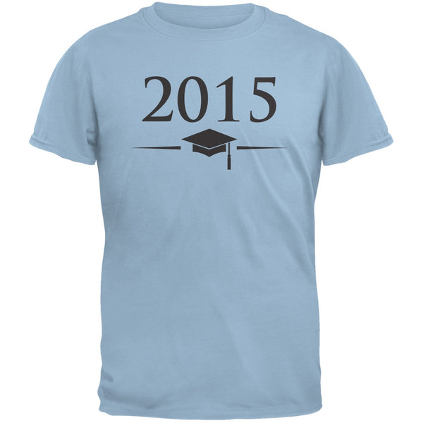 2015 Light Blue Adult T-Shirt