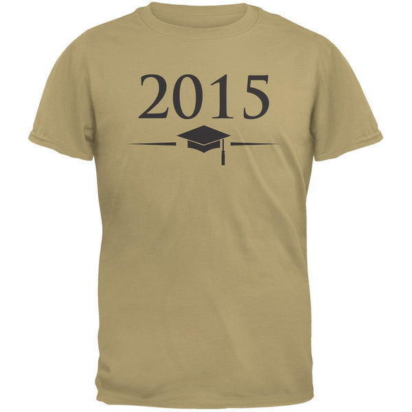 2015 Tan Adult T-Shirt