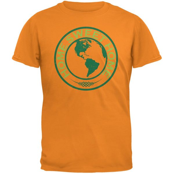 Earth Day - Home Sweet Home Orange Youth T-Shirt