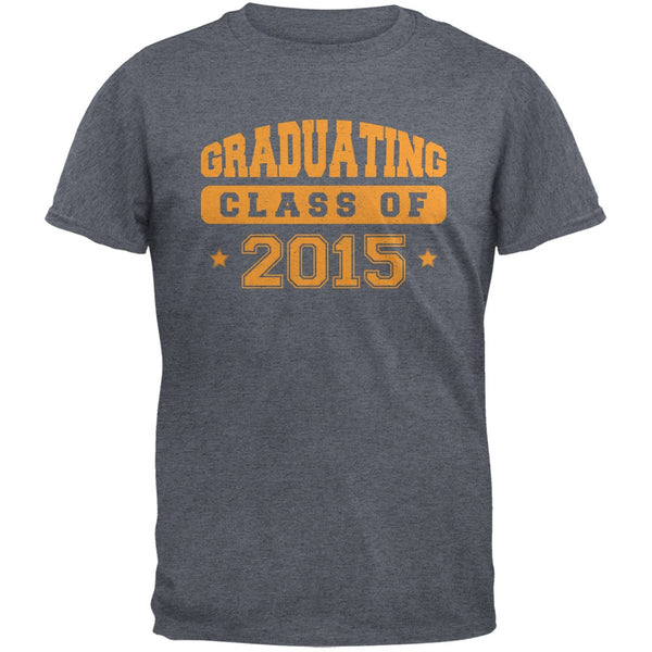 Graduating Class of 2015 Dark Heather Adult T-Shirt
