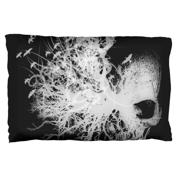 Ancient Nightmare Skull Pillow Case Set