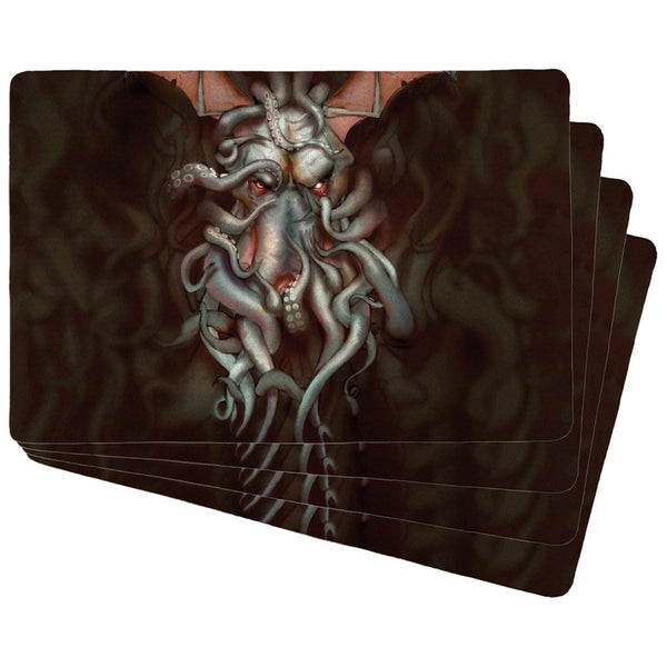 Call of Cthulhu All Over Placemat (Set of 4)