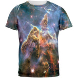 Mystic Mountain Nebula All Over Adult T-Shirt