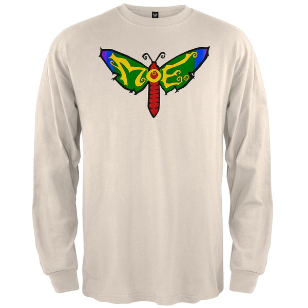 Moe - Rainbow Moth Long Sleeve T-Shirt