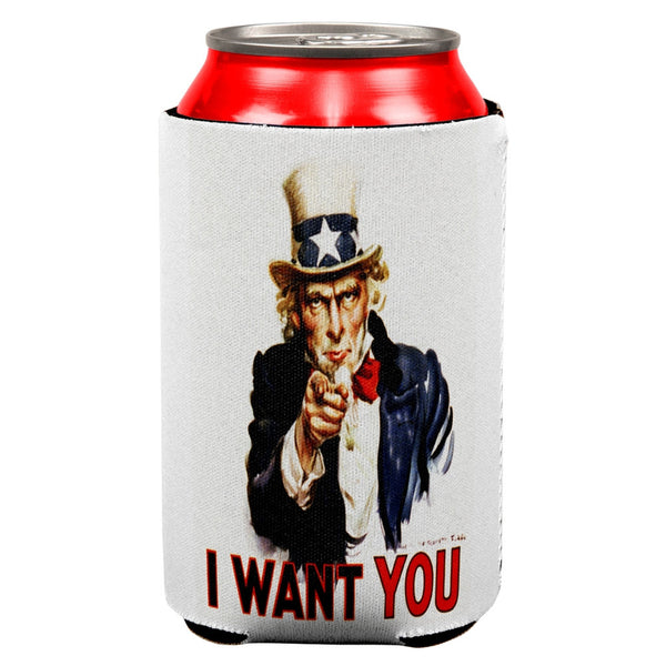 Uncle Sam Wants You Can Cooler