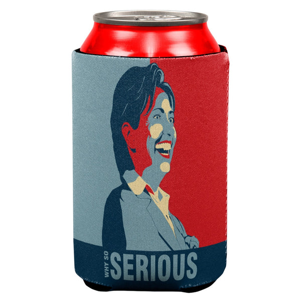 Election 2016 Hillary Clinton Why So Serious Can Cooler