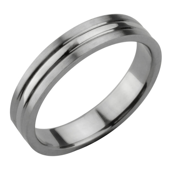 Stainless Steel Ring Band