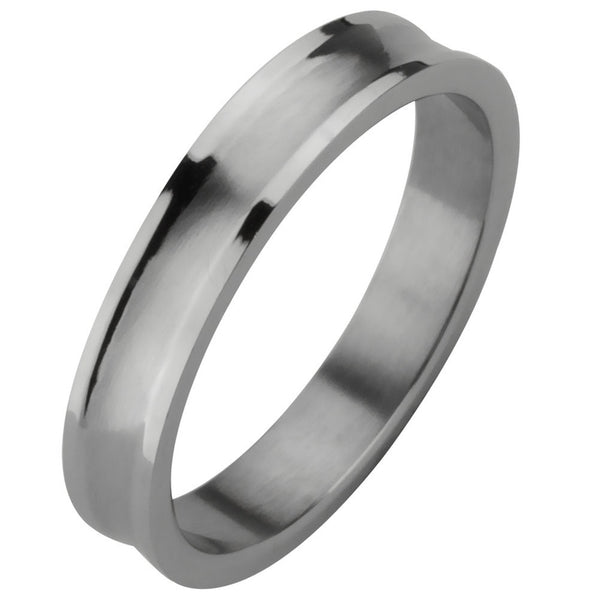 Classic Stainless Steel Ring