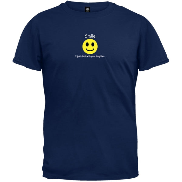 Smile I Just T-Shirt
