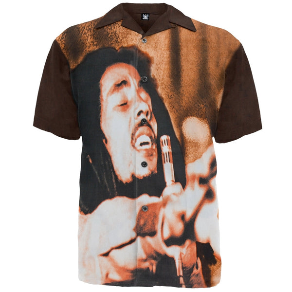 Bob Marley - Jah Club Shirt