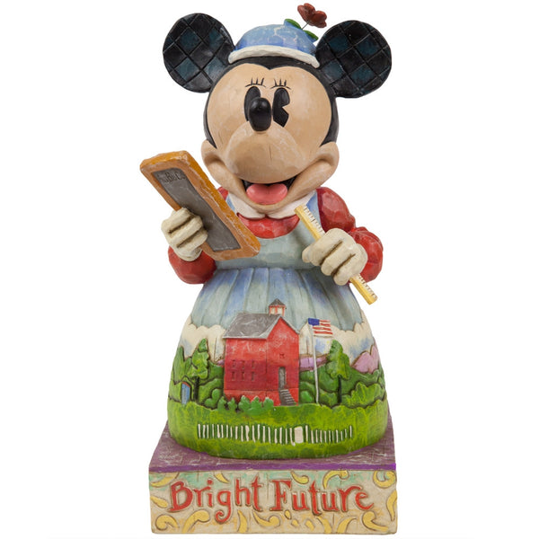 Minnie Mouse Bright Future Statue