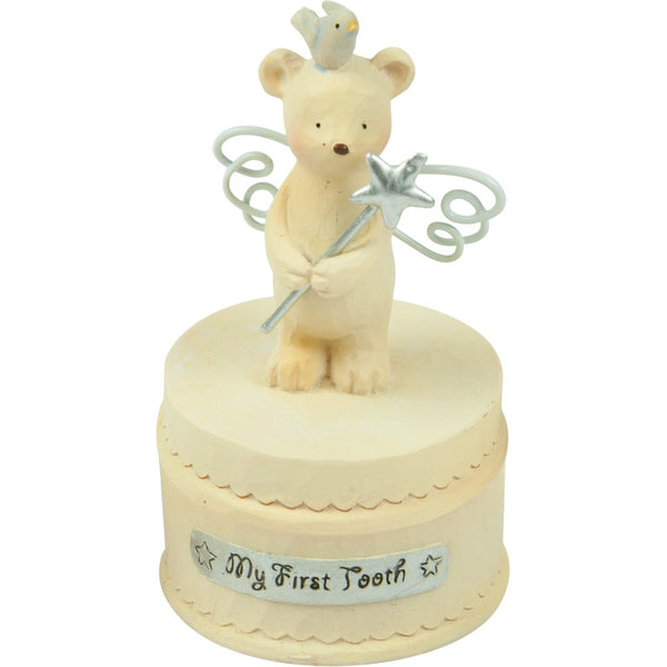 My First Tooth Heartstring Teddies Box