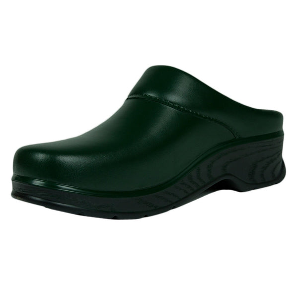 Klogs Abilene Forest Green Clogs