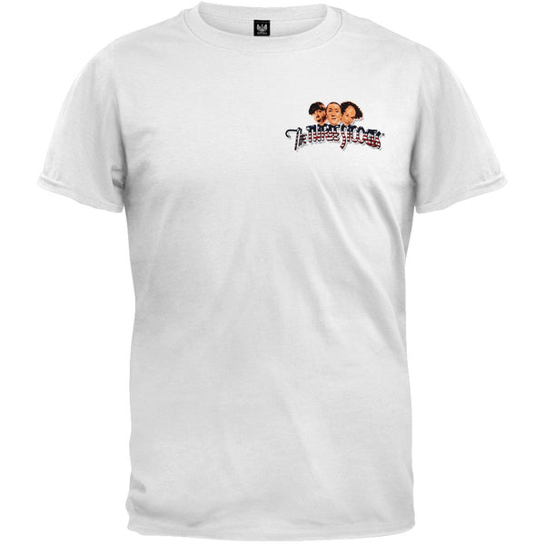 Three Stooges - American - T-Shirt