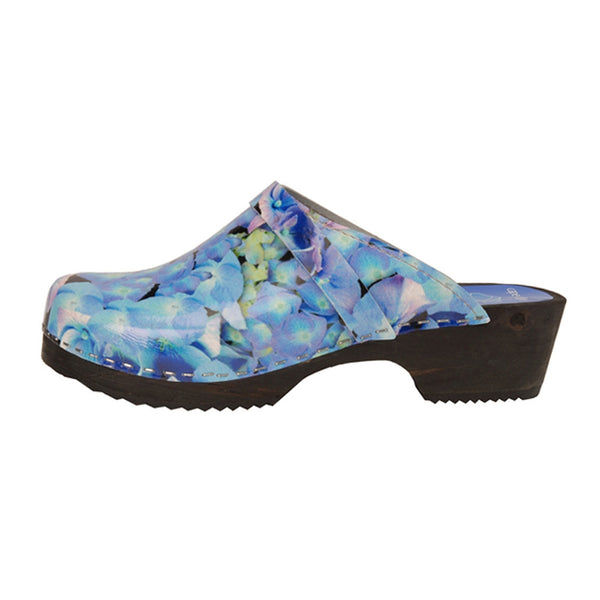 Torpatoffeln Sweedish Hydreagea Clogs