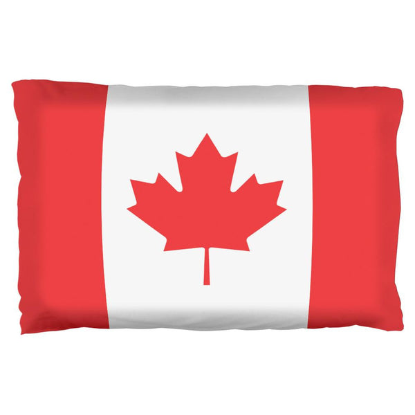 Canada Flag Pillow Case